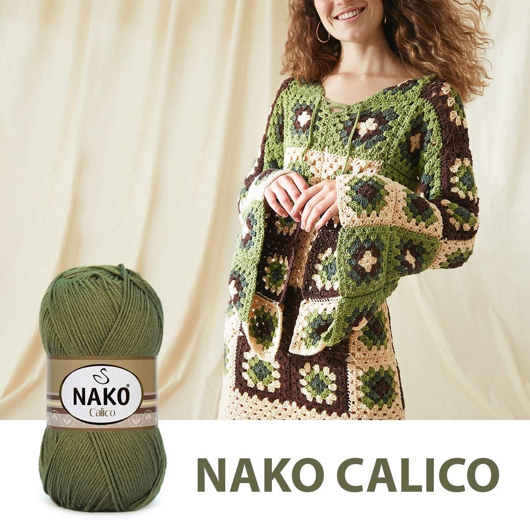 Nako Calico Pulli