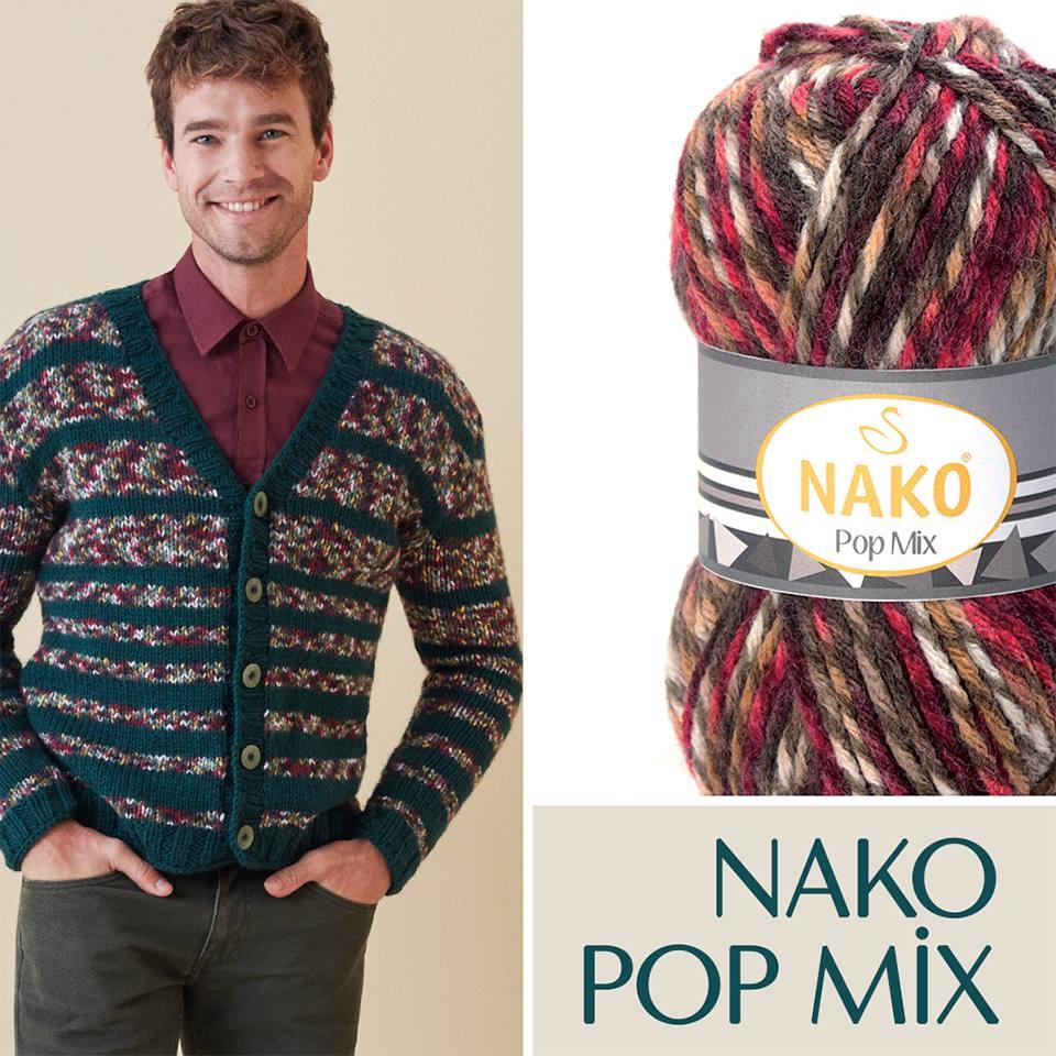 Nako Pop Mix Veste Herren